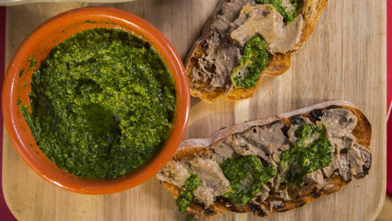 easy smooth chicken liver pate recipe by the chiappas