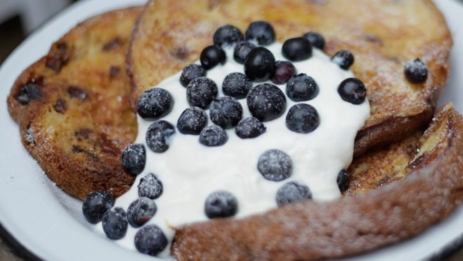 French toast recipe by The Chiappas