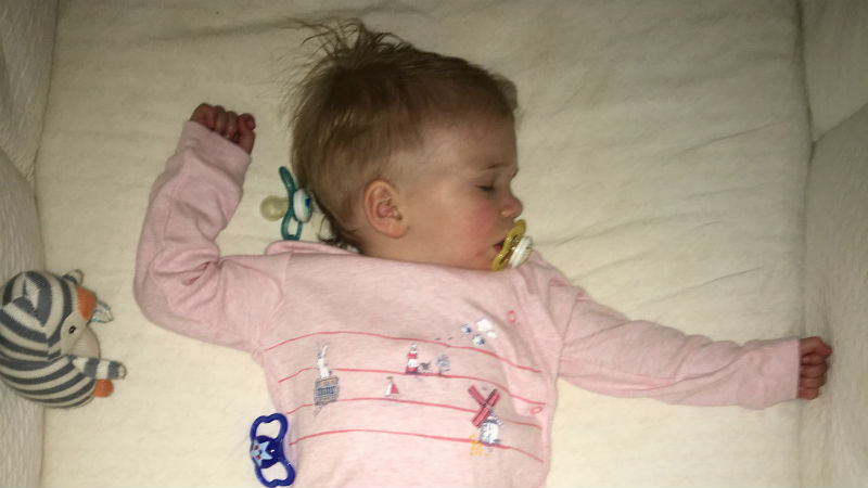 Will weaning help my baby sleep through the night? Blog by the Chiappa Sisters
