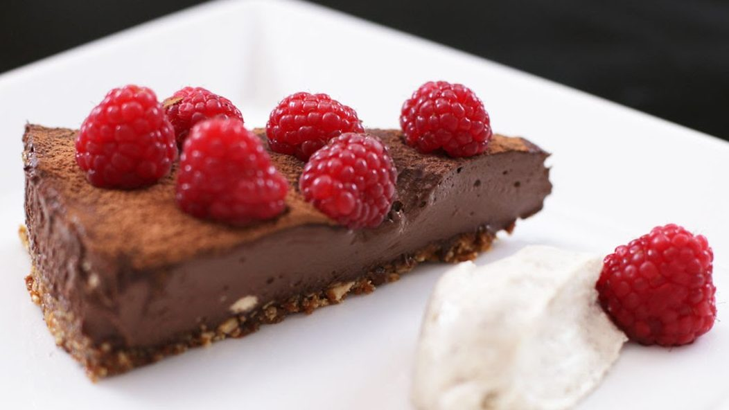 Chocolate Mousse Cake recipe by The Chiappas