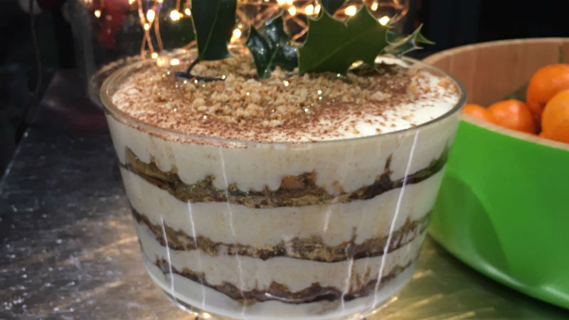 Classic Tiramisu recipe by The Chiappas