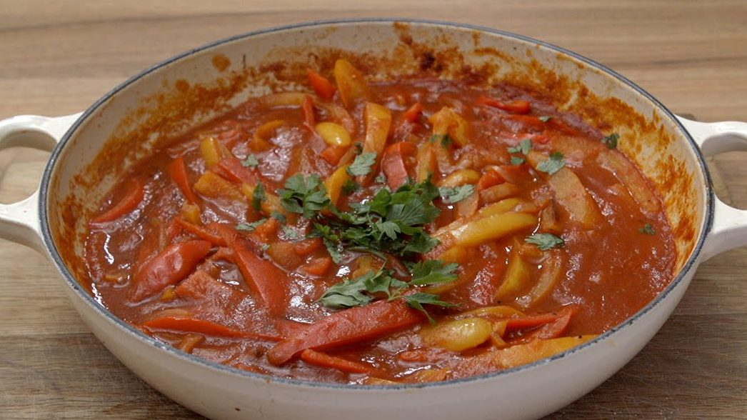 Peperonata recipe by The Chiappas