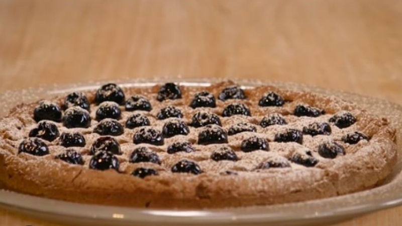 Black Forest Crostata recipe by The Chiappas