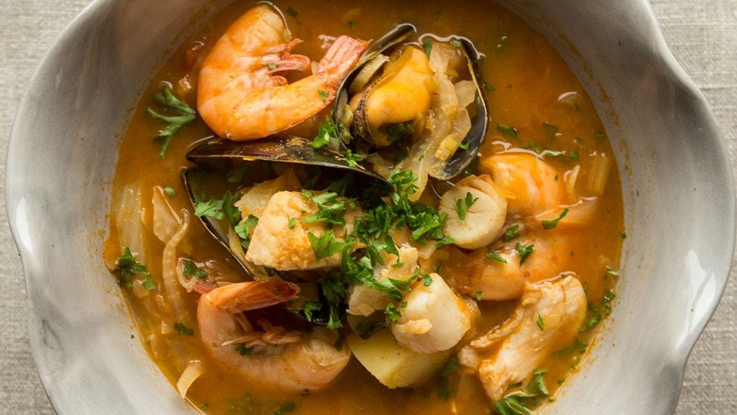 Fish Stew Recipe by The Chiappas